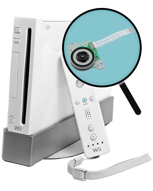 Nintendo Wii Repairs: Spindle Motor Replacement Serivce
