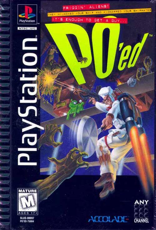 PO'ed Long Box Version
