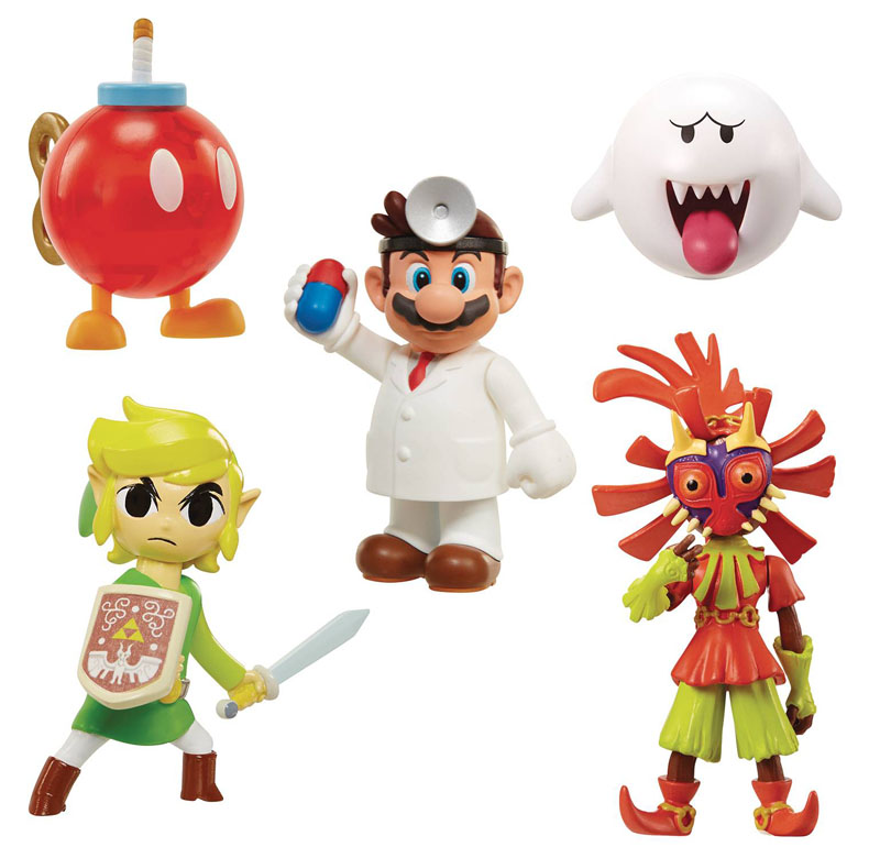 Nintendo 2.5 Inch Figure Assortment