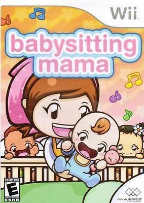 Babysitting Mama Game Only