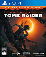 Shadow of the Tomb Raider (PlayStation 4) boxart