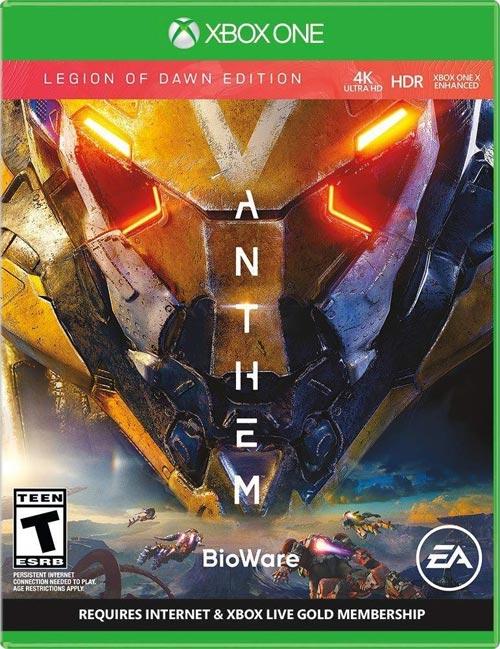 Anthem: Legion of Dawn Edition