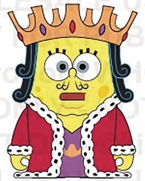 Calvacade of SpongeBob SquarePants 3 Inch Mini Figures BMB