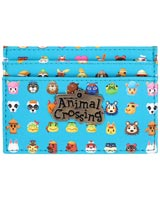 Animal Crossing Townsfolk All Over Print Card Wallet