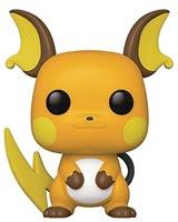 Pop Games Pokemon Raichu Vinyl Figure