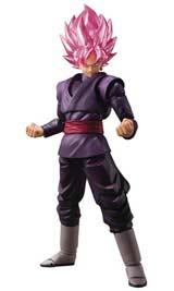 Dragon Ball Super Super Saiyan Rose Goku Black S.H. Figuarts Action Figure