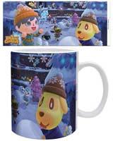 Animal Crossing New Horizons Winter 11oz Mug