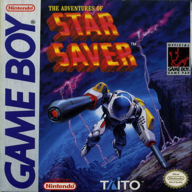 Adventures of Star Saver