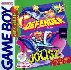 Arcade Classic 4: Defender & Joust