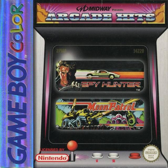 Midway Arcade Hits: Moon Patrol & Spy Hunter