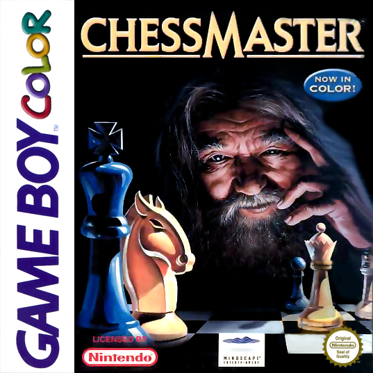 Chessmaster (GameBoy Color Ver.)