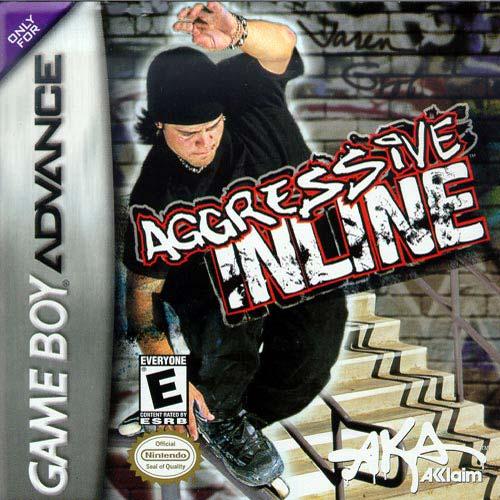 Aggressive Inline Skating