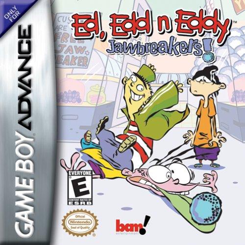 Ed, Edd n Eddy: Jawbreakers!