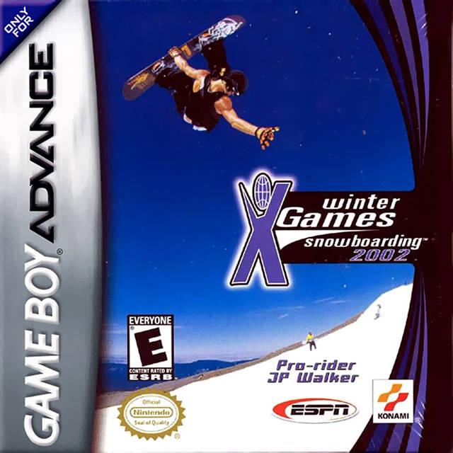 ESPN Winter X Games: Snowboarding 2002