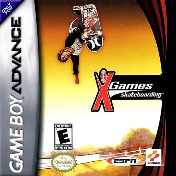 ESPN X-Games: Skateboarding