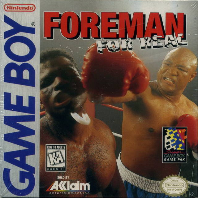 Foreman For Real