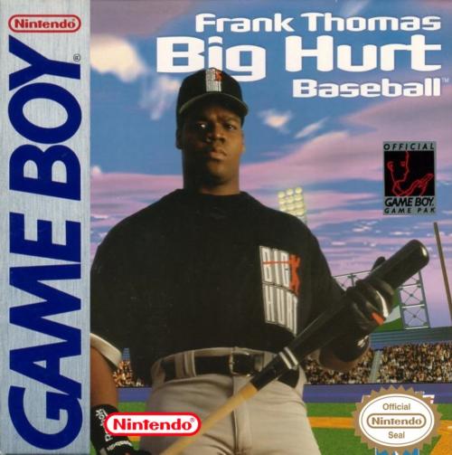 Big Hurt Baseball, Frank Thomas