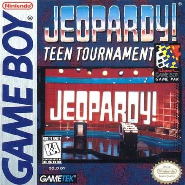 Jeopardy! Teen Tournament