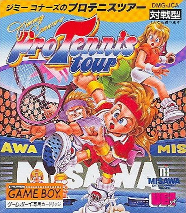 Jimmy Connor's Tennis