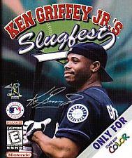 Ken Griffey Jr's Slugfest