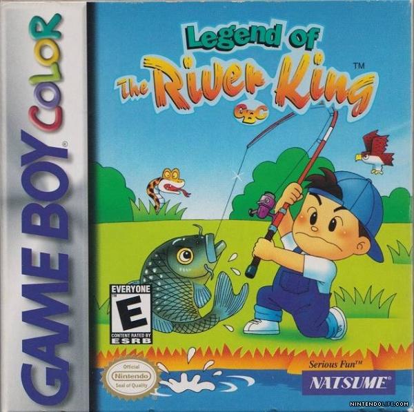 Legend of the River King (Color Version)