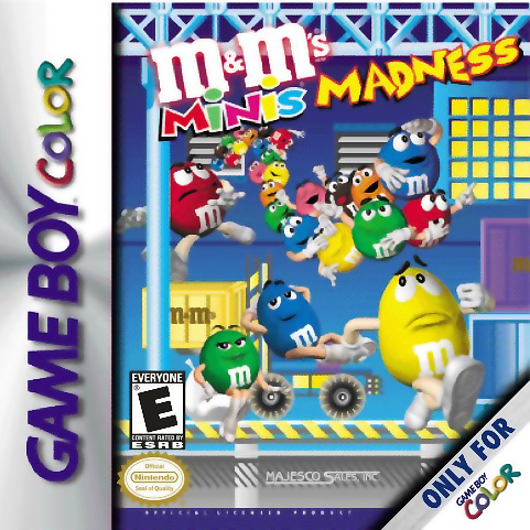M&M's Mini Madness