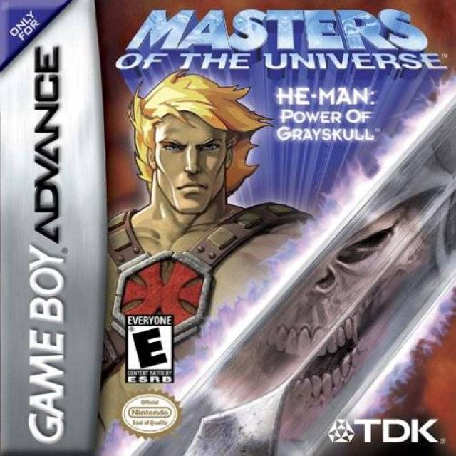 Masters of the Universe: He-Man Power of Grayskull