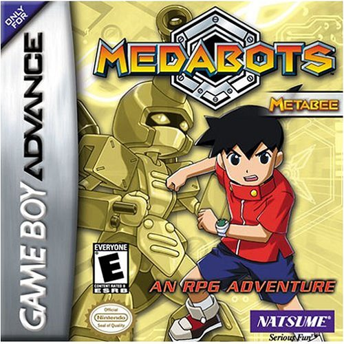 Medabots: Metabee Gold