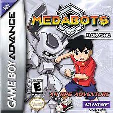 Medabots: Rokusho Silver