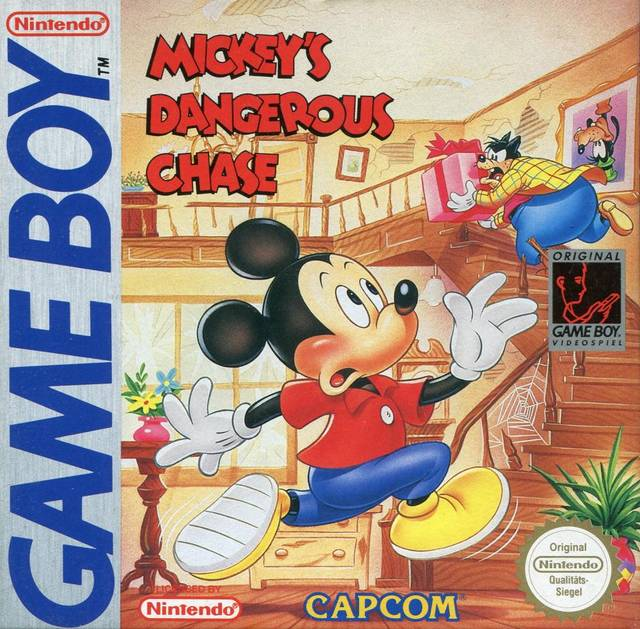 Mickey's Dangerous Chase