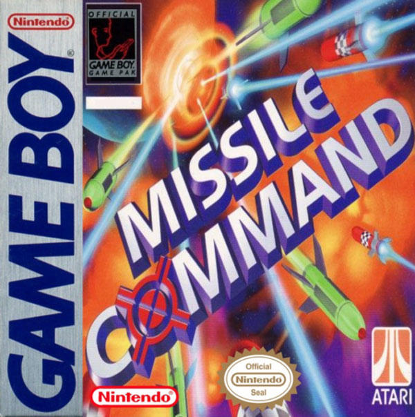 Missile Command (Game Boy Color Ver.)