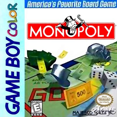 Monopoly (GameBoy Color Ver.)