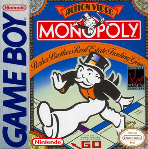 Monopoly Game Boy