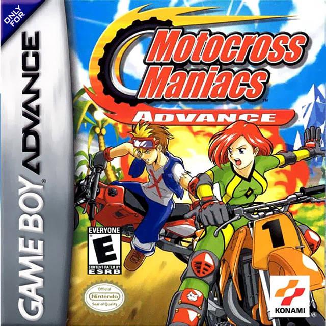 Motocross Maniacs Advance
