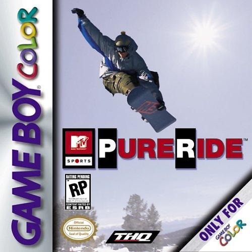 MTV Sports: Pure Ride