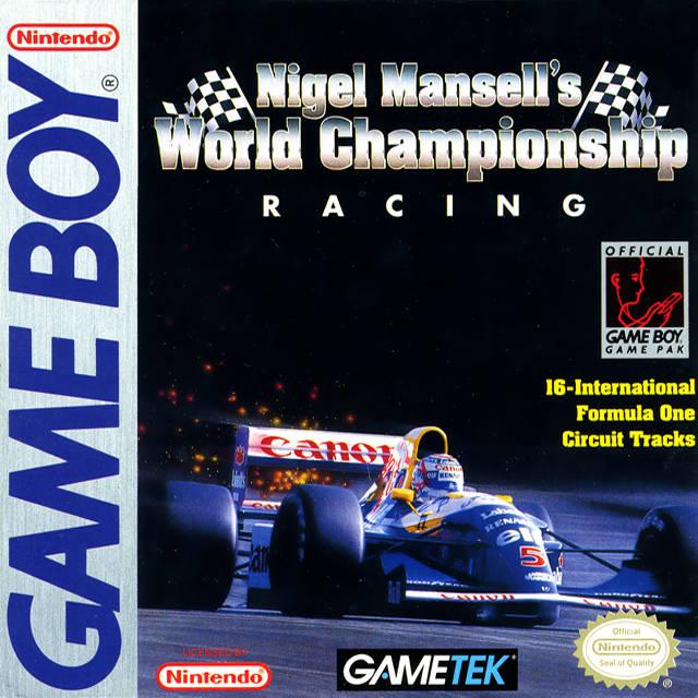Nigel Mansell's World Championship Racing