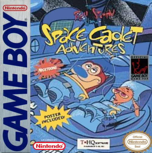 The Ren & Stimpy Show: Space Cadet Adventures