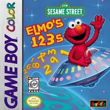 Sesame Street Elmo's 123