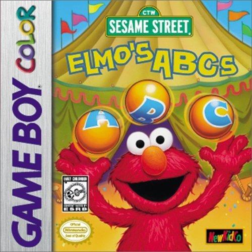 Sesame Street Elmo's ABCs