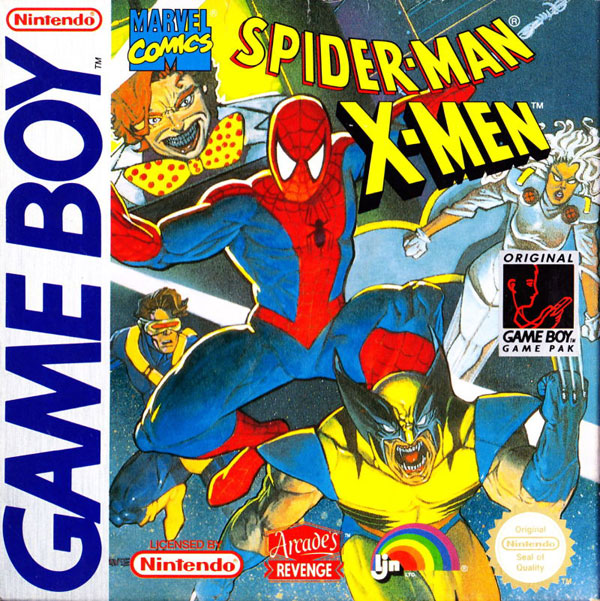 Spiderman & X-Men: Arcade's Revenge