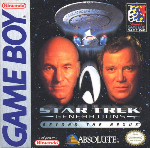 Star Trek: Generations Beyond The Nexus