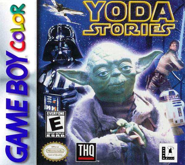Star Wars: Yoda Stories