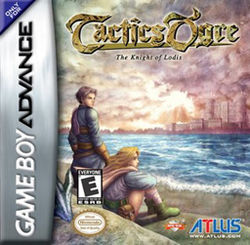 Tactics Ogre: Knights of Lodis