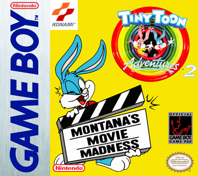 Tiny Toon Adventures: Montana's Movie Madness