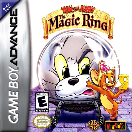 Tom and Jerry: Magic Ring