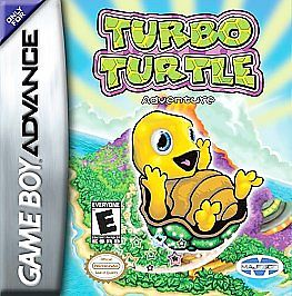 Turbo Turtle Puzzle Adventure