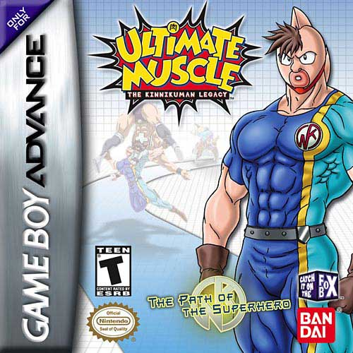 Ultimate Muscle: Path Of The Superhero