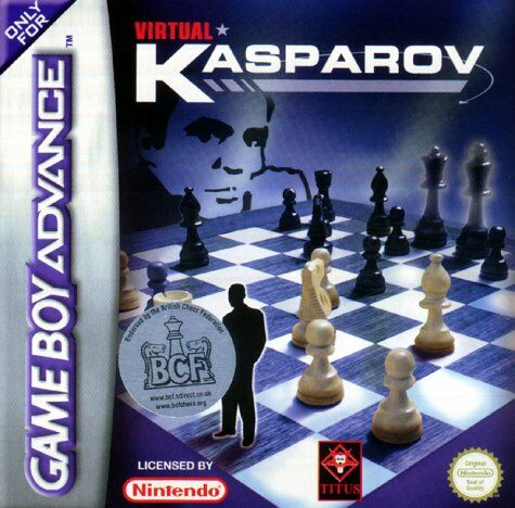 Virtual Kasparov Chess