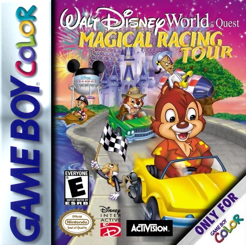 Disney World Quest: Magical Racing Tour