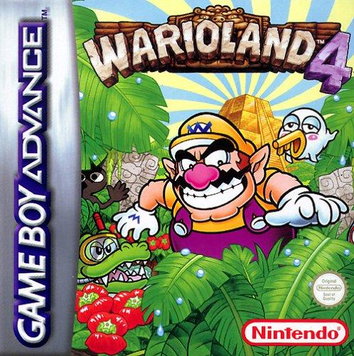Wario Land 4